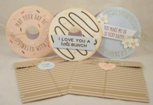 Review and Giveaway: Stampin' Up Paper Pumpkin Kit for May