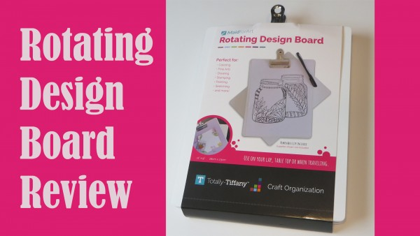 Product Review: Rotating Design Board