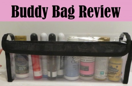 Product Review: Buddy Bag Craft Room Storage