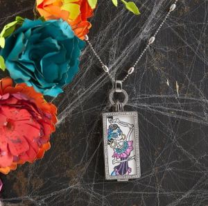 Project: Stamped Halloween Jewelry