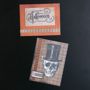 40+ Halloween Paper Crafting Projects