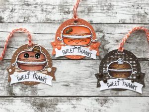 Project: Macaroon Cookie Thank You Tags