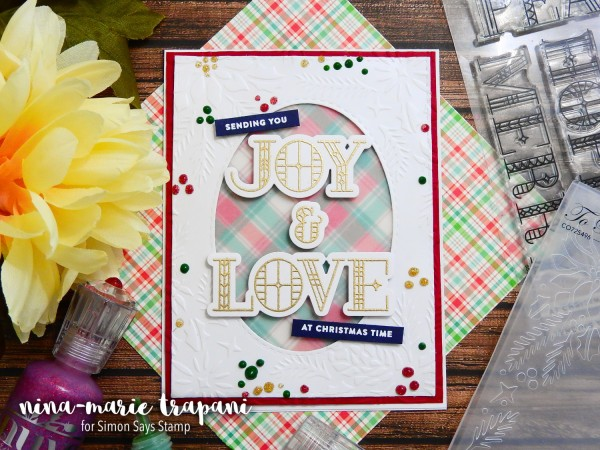 Tip: Dry Embossing with Plastic Paper