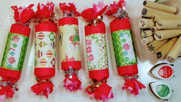 Project: Christmas Crackers