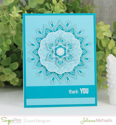 Project: Layered Mandala Card