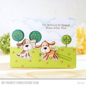 Project: Dog Slider Card