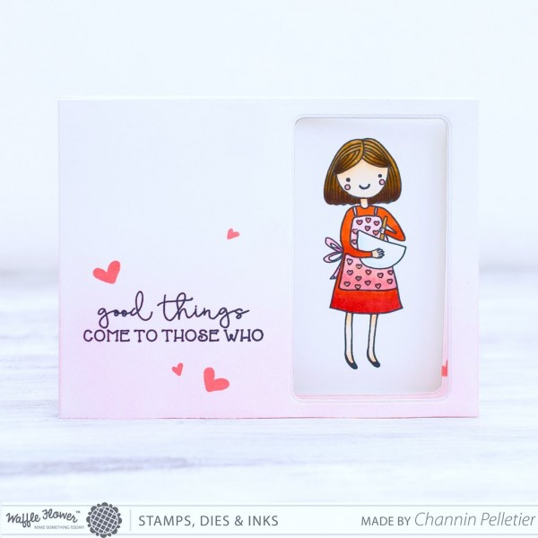 Project: Peek a Boo Flip Card