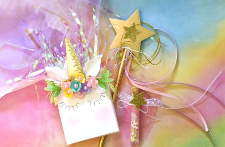 Inspiration: Unicorn Gift Bag