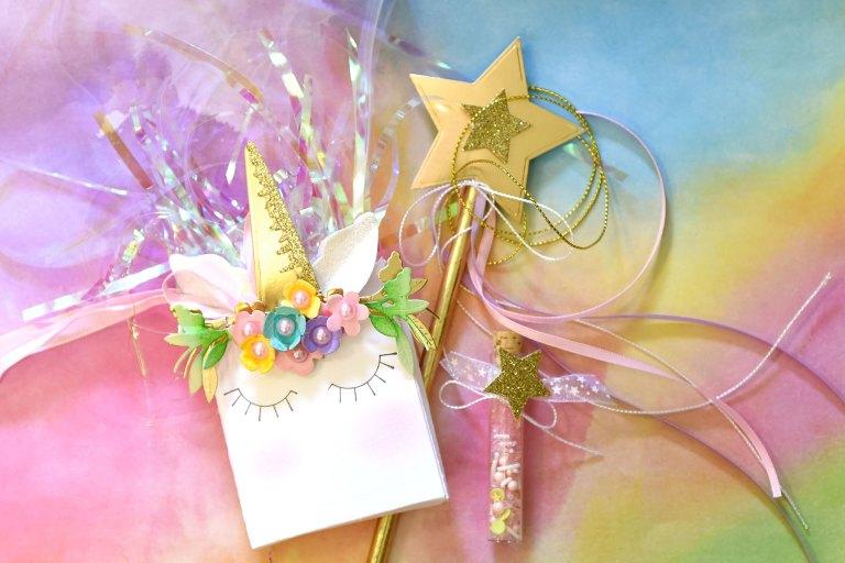 Inspiration: Unicorn Gift Bag
