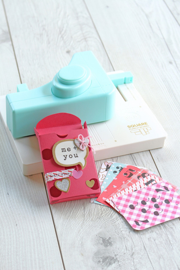 Project: Valentine Card Deck with Box