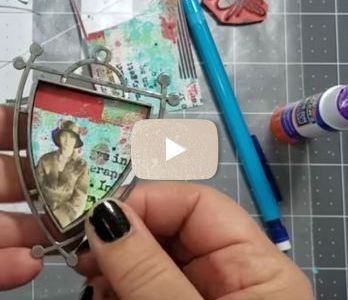 Project: Mixed Media Jewelry