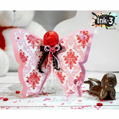 Download: Butterfly Lollipop Holder