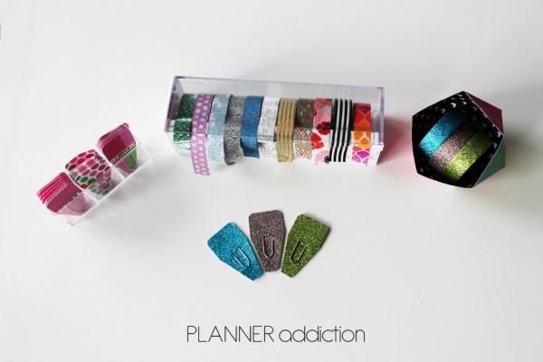 Custom Planner Tabs