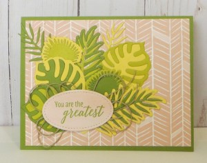 New Stampin' Up 2018 Catalog Part 2