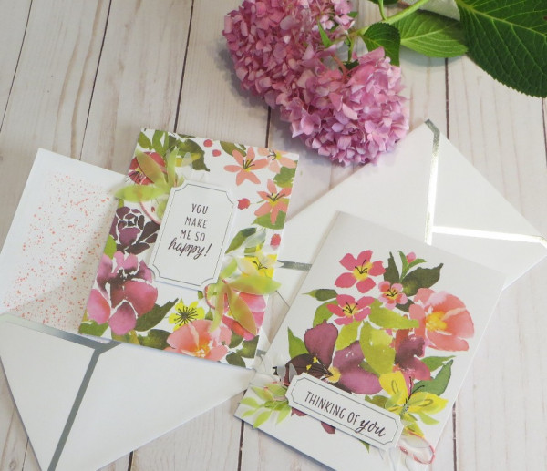 Giveaway and Review: Paper Pumpkin Kit for Aug 2018