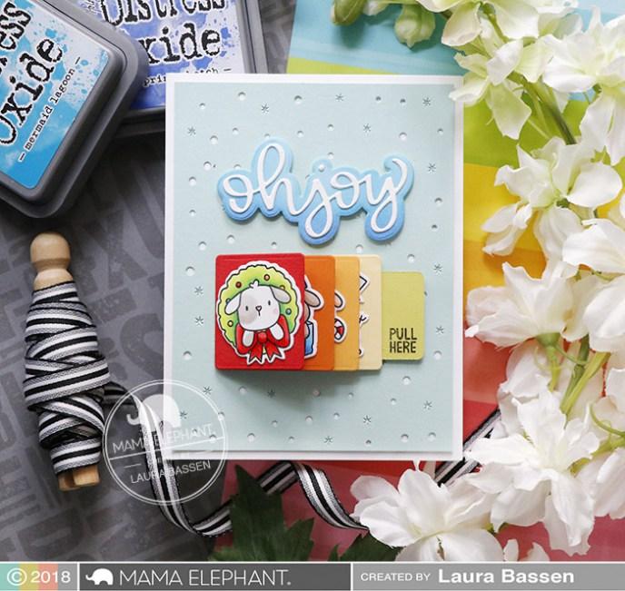 Card with Mini Flip Book