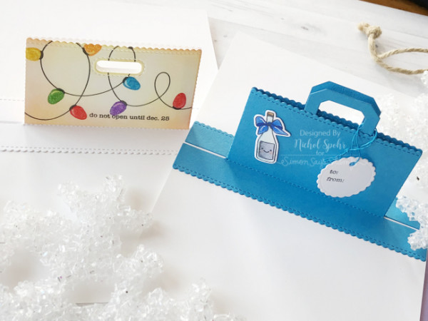 Pop Up Gift Card Holder Cards