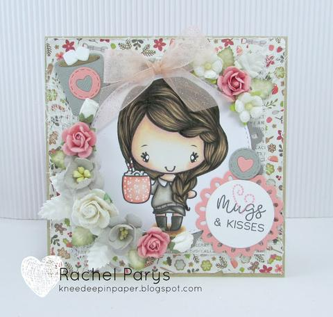 Shabby Chic Winter Card