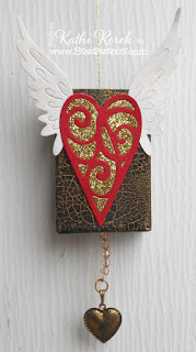 Valentine Match Box