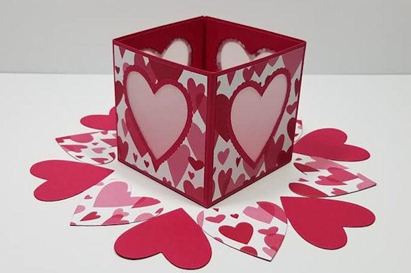 Valentine Paper Lantern
