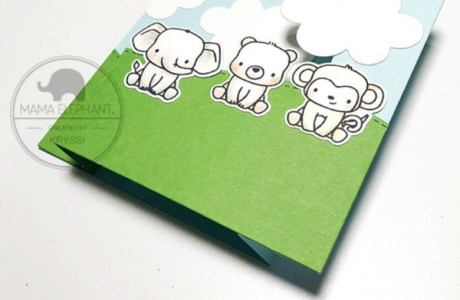 wiper surprise interactive card