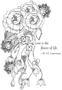 5 Love Coloring Pages