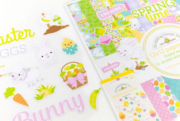 Top Paper Crafting Supplies for Easter