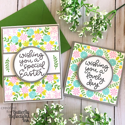 Wreath Builder Card Backgrounds