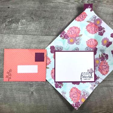 Magic Envelope Card