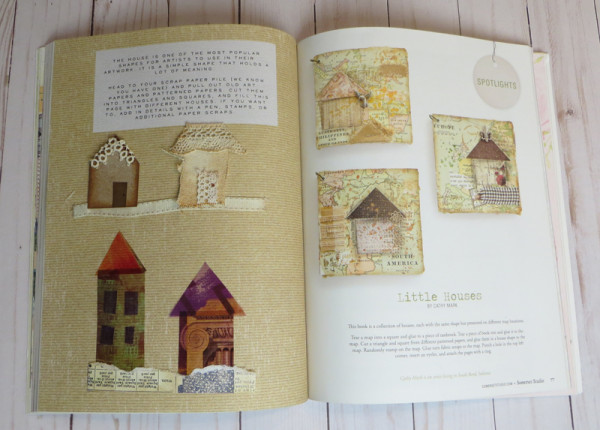 Somerset Studio Magazine Revamp