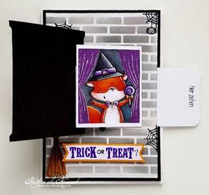 Flip Flap Halloween Card