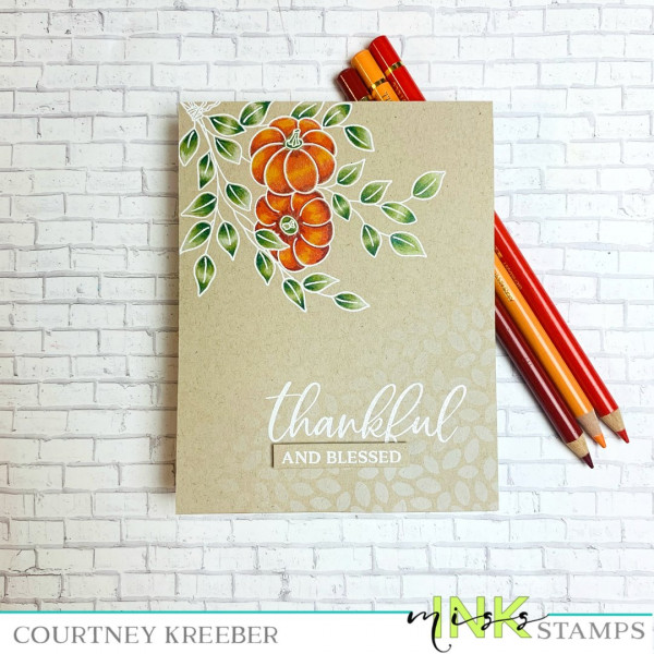 Thankful Fall Card