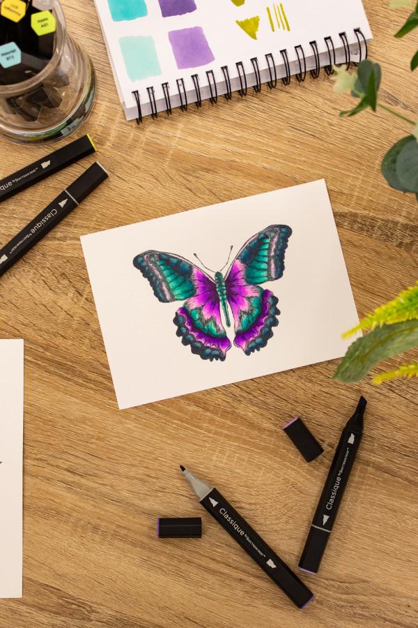 Giveaway: Classique Markers from Spectrum Noir