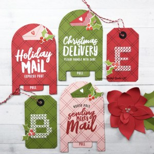 Mail Box Shaped Gift Card Holders