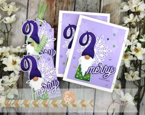 Christmas Gnome Cards and Tags