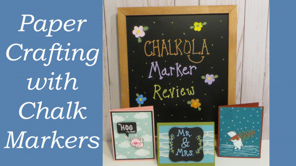 Chalkola Marker Review, Giveaway and Coupon Code