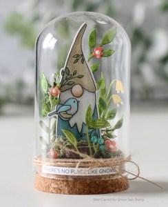 Gnome in Dome Home Decor Idea