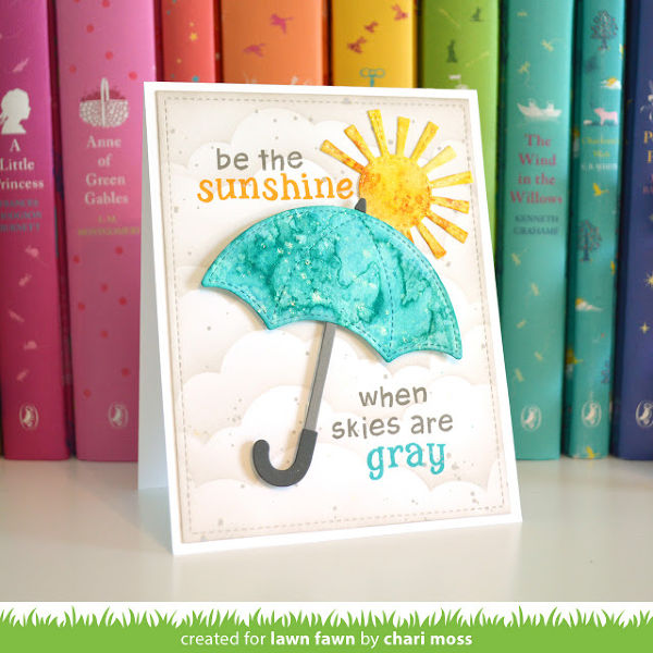 Inspiring Umbrella Card