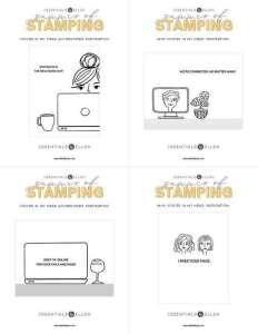 Digital Postcards Download