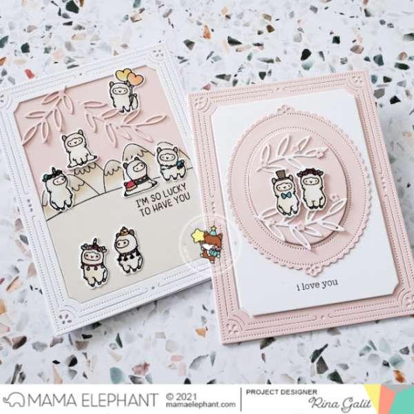 2 Llama Cards