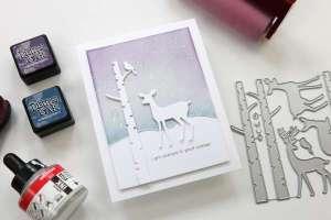 Wonderful Winter Card