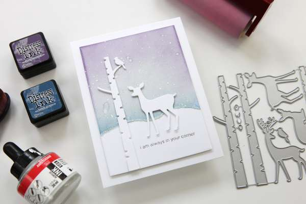 Wonderful Winter Card