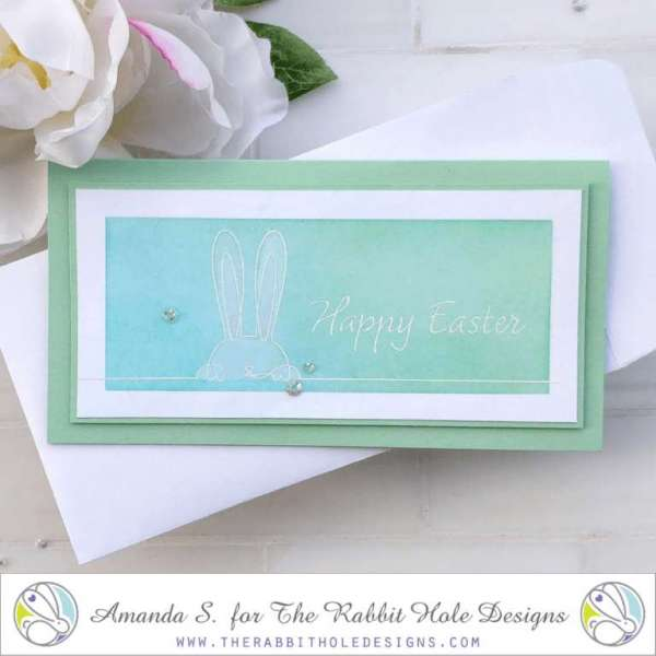 Easter Card with Link Lifting