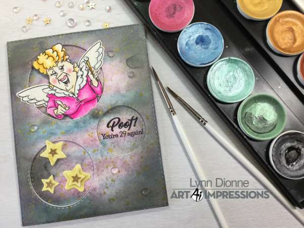 Funny Birthday Fairy Card
