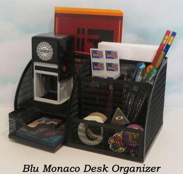 Blu Monaco Desk Organizer Review