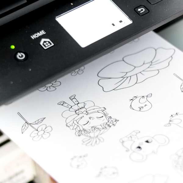 Choosing the Best Printer for Digital Stamp