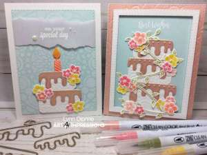 How to Emboss without an Embossing Folder