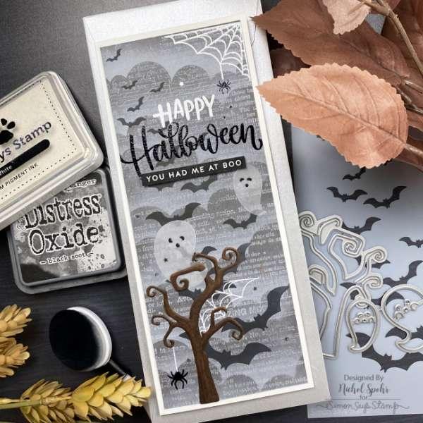 Stamptember Halloween Cards
