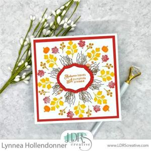Autumn Card with New Templates
