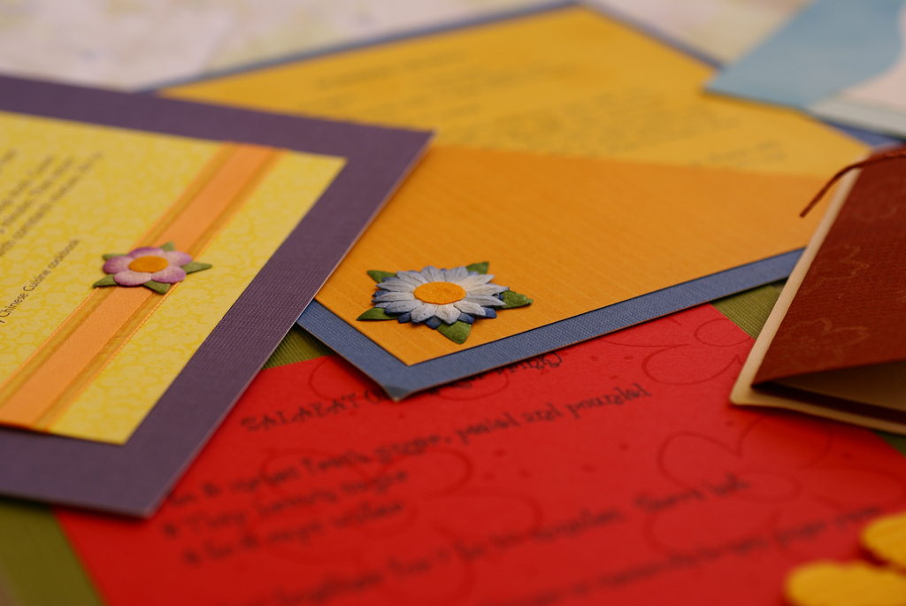 8 Tips For Making Recipe Scrapbook Pages The Art And